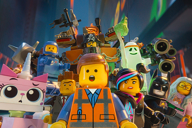 The LEGO Movie Clips