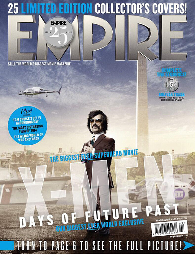 X-Men Days of Future Past Bolivar Trask Peter Dinklage Empire