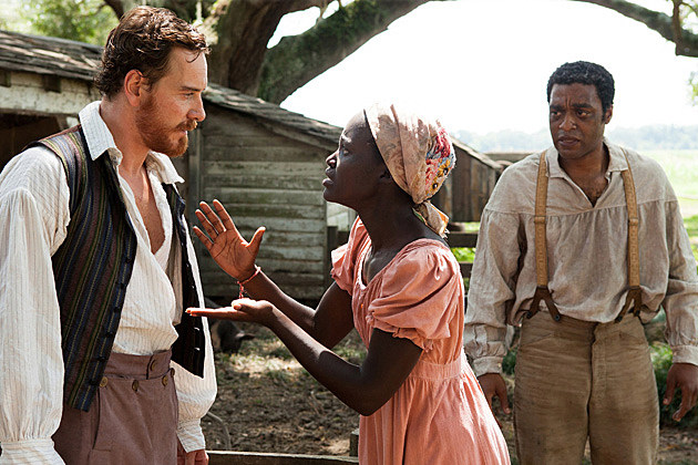 12 Years a Slave Best Picture Oscars