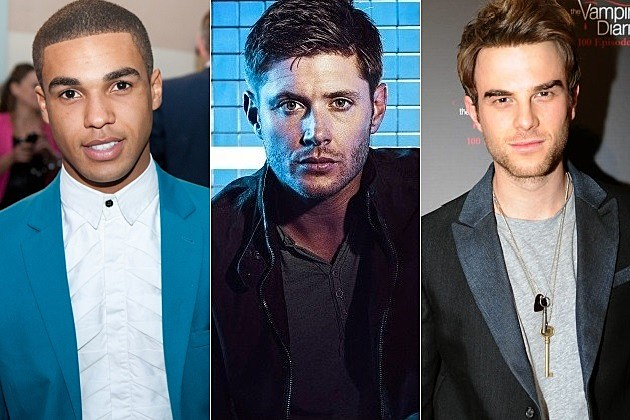 Supernatural Spinoff Tribes Lucien Laviscount Nathaniel Buzolic