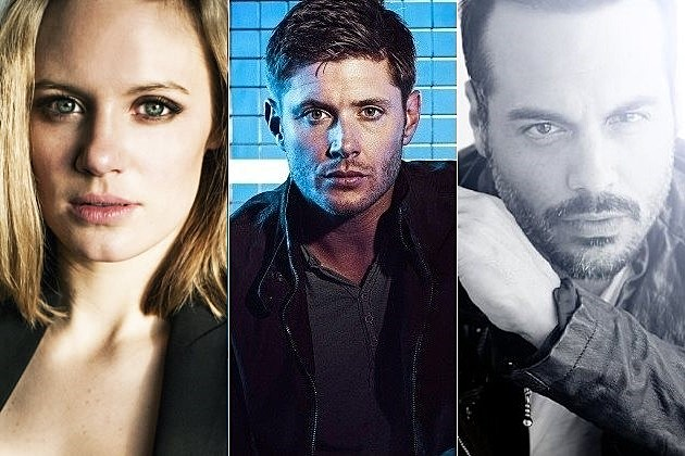 Supernatural Spinoff Tribes Danielle Savre Stephen Martines