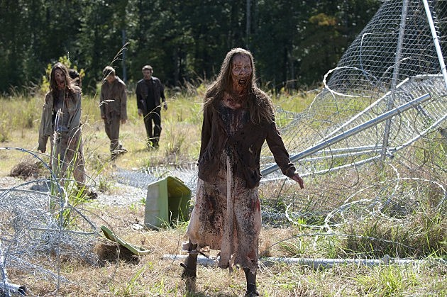 The Walking Dead Claimed Photos Preview