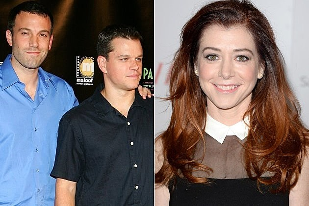 Alyson Hannigan CBS More Time with Family Ben Affleck Matt Damon