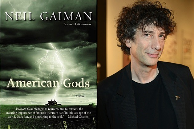 Neil Gaiman American Gods TV Series FremantleMedia