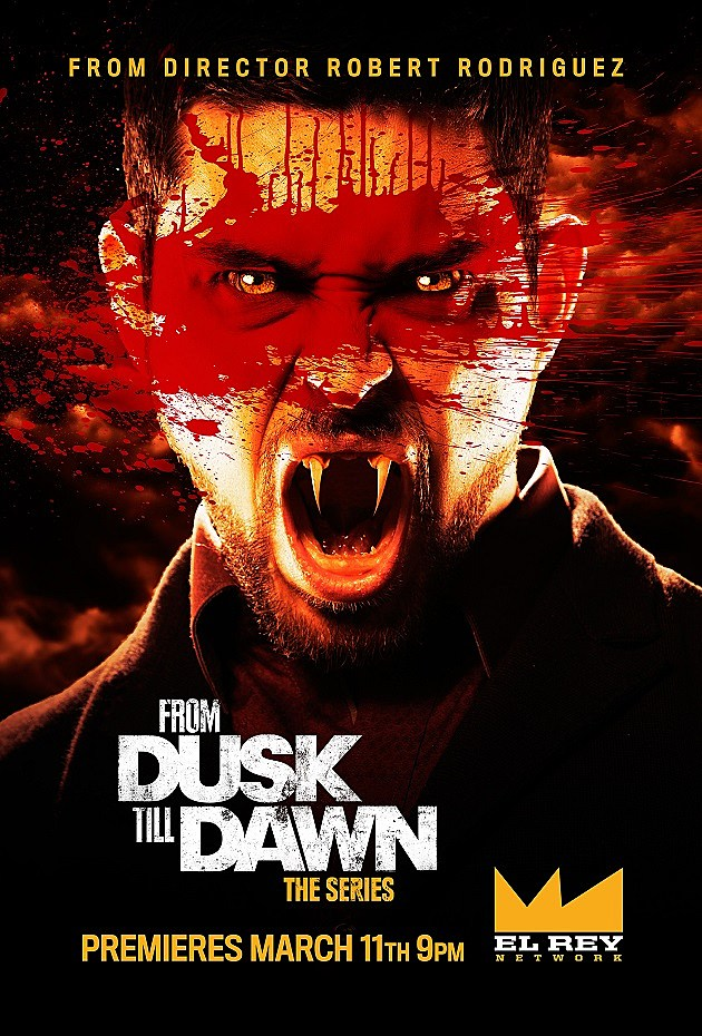 From Dusk Till Dawn The Series Poster Wilmer Valderrama