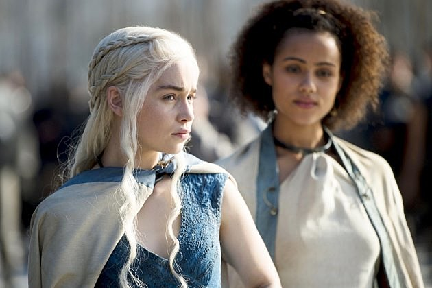 Game of Thrones Season 4 5 Missandei Nathalie Emmanuel Series Regular