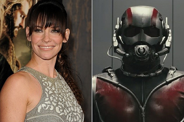 Evangeline Lilly, Ant-Man