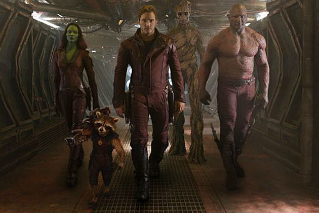 Guardians of the Galaxy Photo Preview