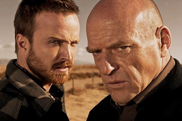 Breaking Bad Better Call Saul Dean Norris Hank Aaron Paul Jesse