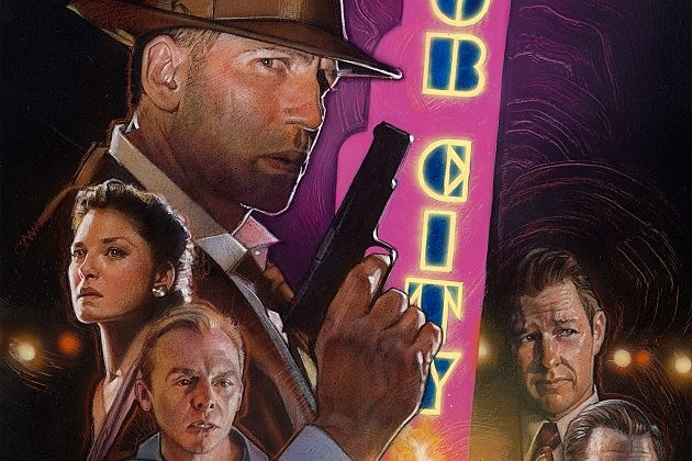 TNT Mob City Canceled Frank Darabont