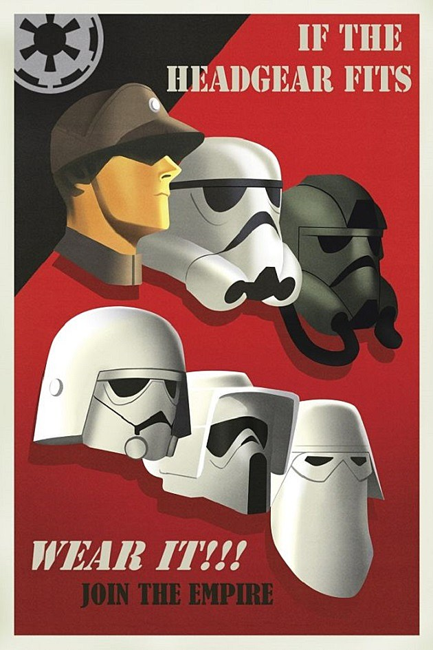 Star Wars Rebels Poster Propaganda