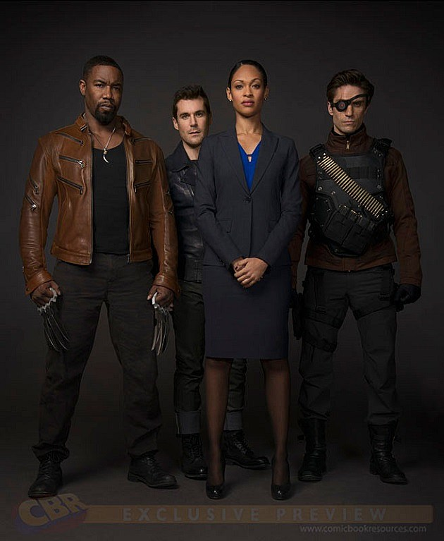 Arrow Suicide Squad Photo Deadshot Shrapnel Bronze Tiger Waller