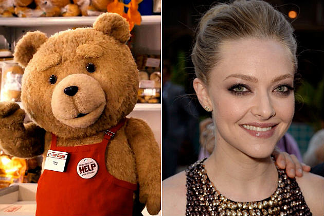 Ted 2 Amanda Seyfried