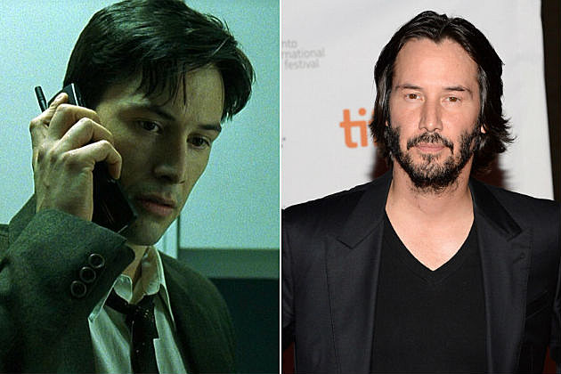 See the Cast of 'The Matrix' Then and Now
