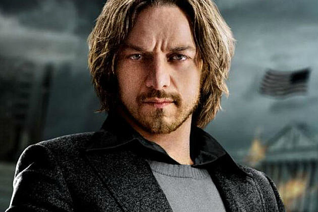 X-Men Days of Future Past James McAvoy Preview