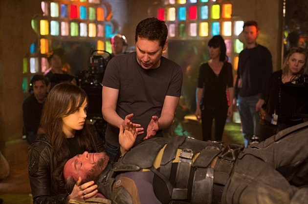 X-Men Days of Future Past Photos Behind the Scenes
