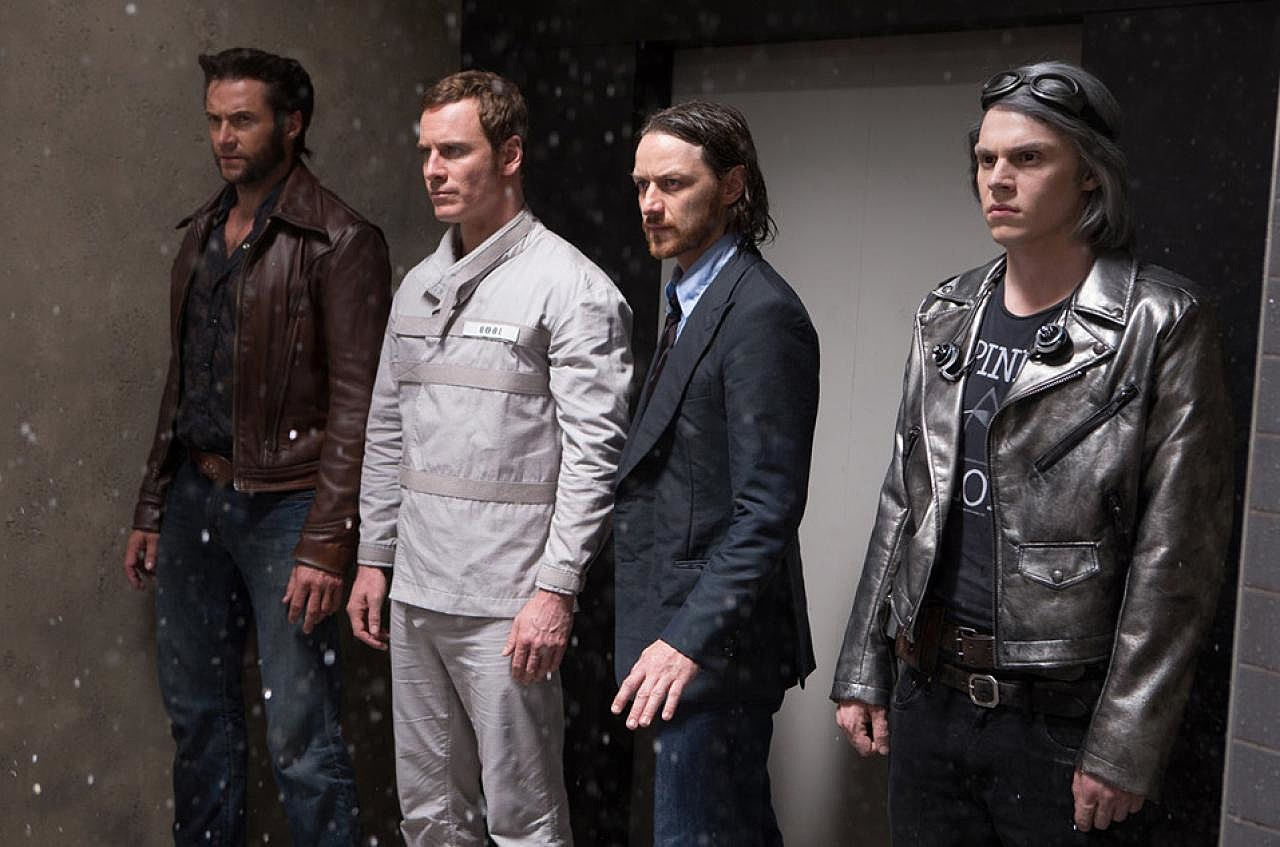 Image result for x-men days of future past