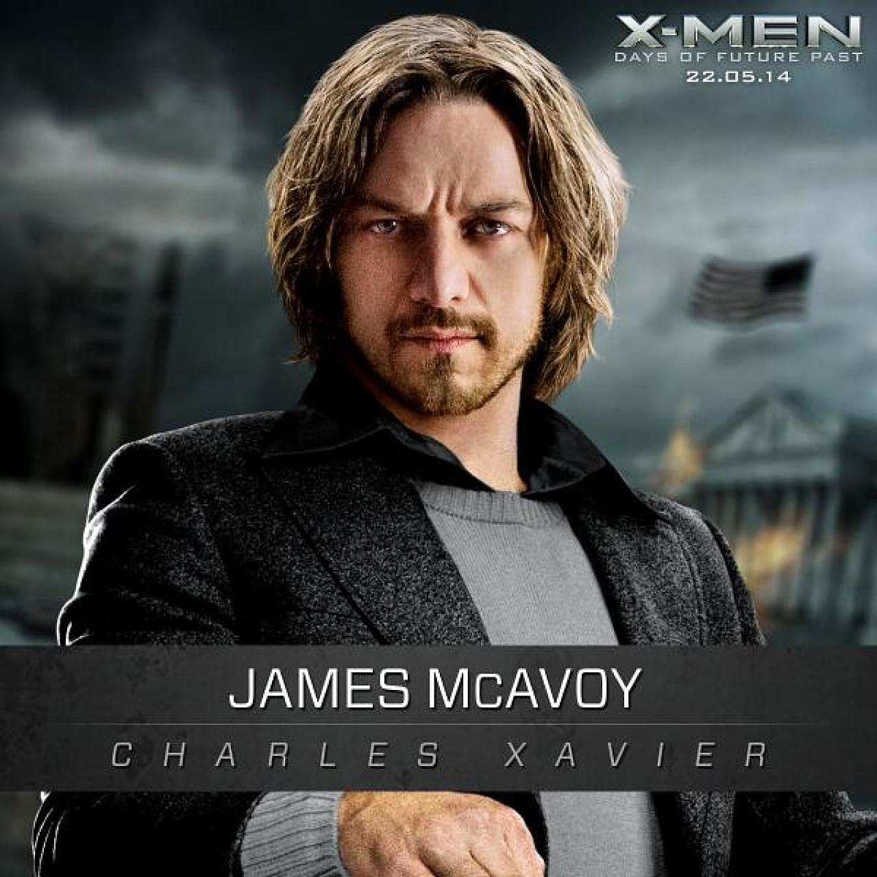 Filed Under  James McAvoy   X-Men  Days of Future Past Category  Movie    James Mcavoy X Men Wheelchair