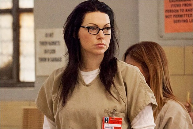 Orange is the New Black Season 2 Laura Prepon Alex Episodes