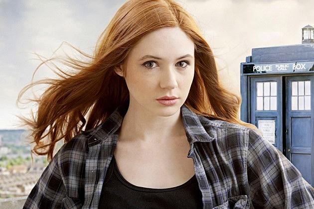 Doctor Who Karen GIllan ABC Selfie Pilot