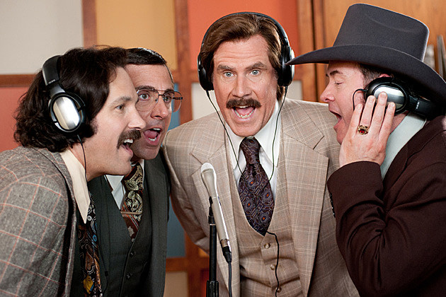 Anchorman 3 Adam McKay