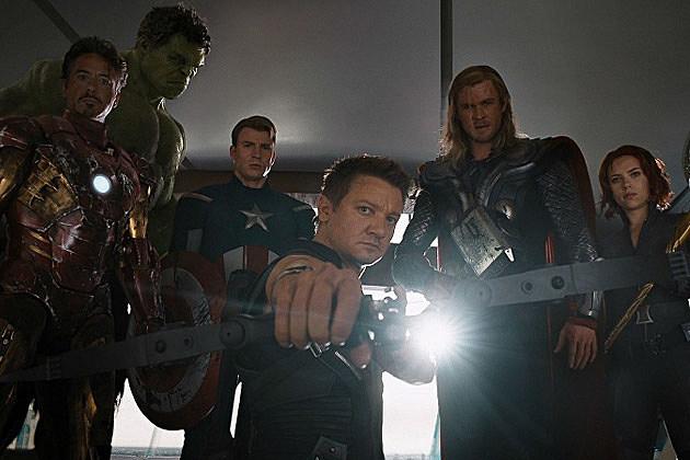 Avengers 2 filming