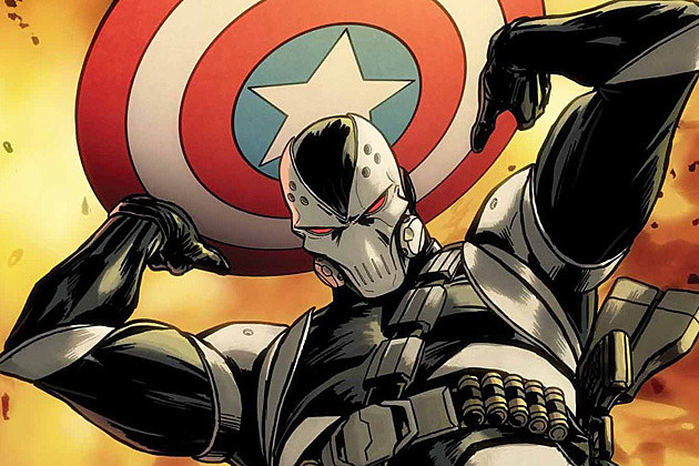 Crossbones Marvel One-Shot