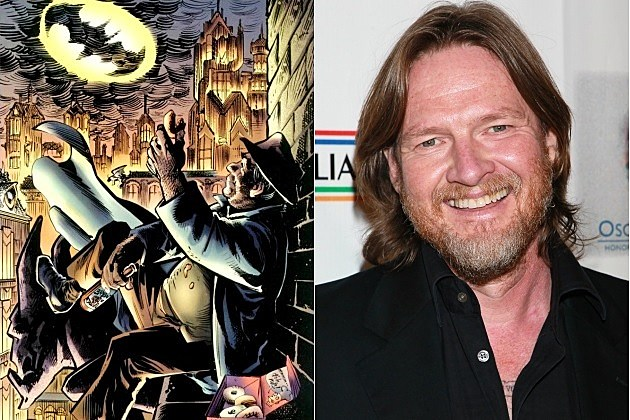 FOX Gotham Batman Donal Logue Harvey Bullock Confirmed
