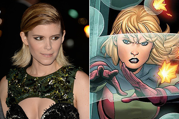 Fantastic Four Kate Mara Sue Storm