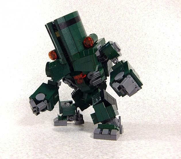 LEGO Pacific Rim