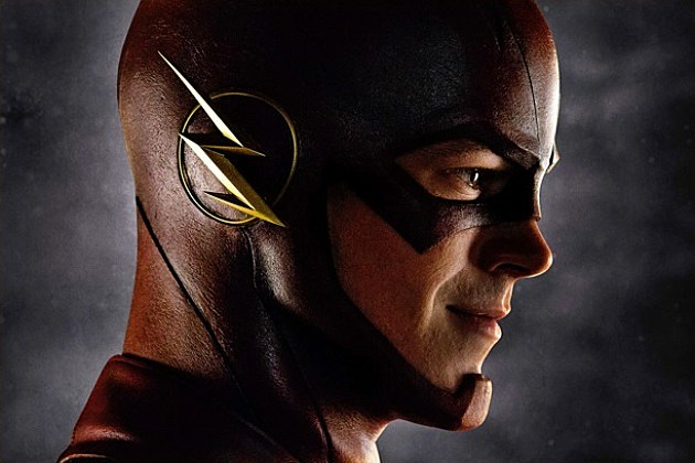 The Flash Costume Grant Gustin CW Arrow
