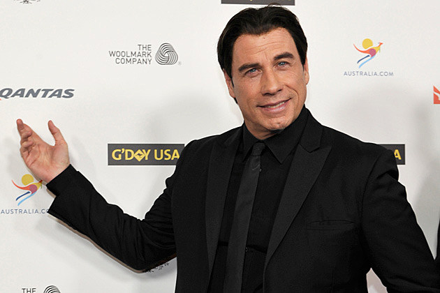 John Travolta Bond Villain
