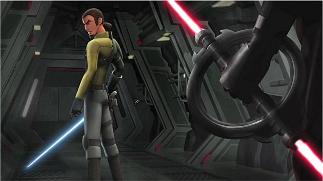 Star Wars Rebels Freddie Prinze Jr Kanan Photos