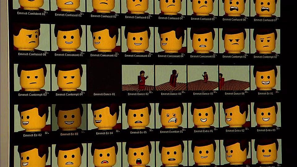 How Did They Make 'The LEGO Movie'?