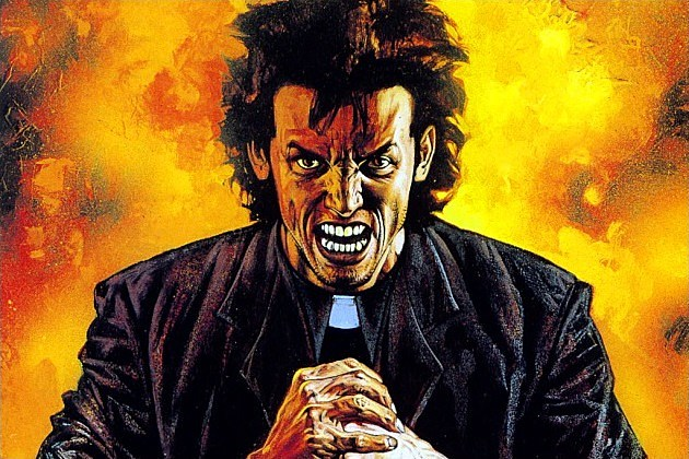 Preacher TV Series AMC Seth Rogen Evan Goldberg Official