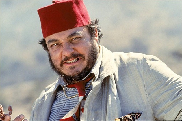 Indiana Jones John Rhys Davies FOX Hieroglyph Egypt