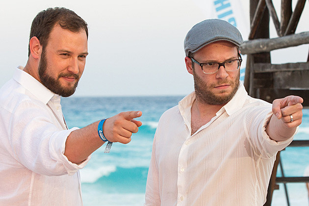 Seth Rogen Evan Goldberg Console Wars