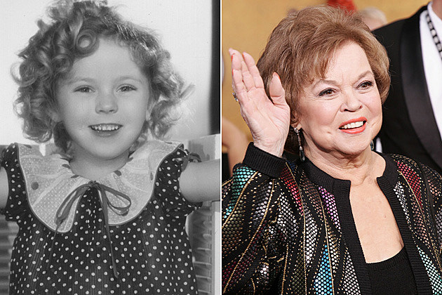 Shirley Temple Dead 85