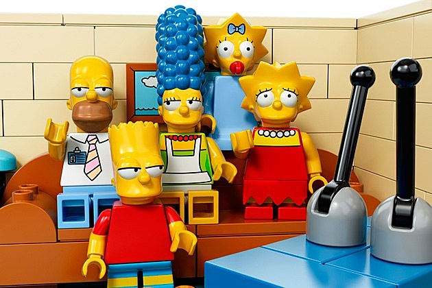 The Simpsons LEGO Episode Brick Like Me May 4