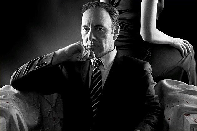 Netflix House of Cards Season 3 Renewal 2015