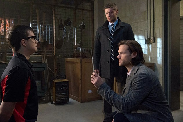 Supernatural Captives Photos Preview