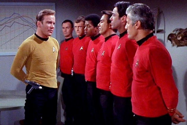 Star Trek Redshirts FX TV Limited Series