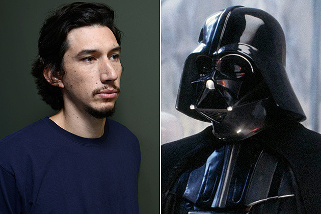 Star Wars Episode 7 Adam Driver