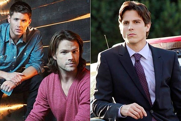 Supernatural Spinoff Tribes Sean Faris Werewolf