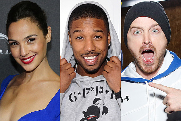 Triple Nine Gal Gadot Michael B. Jordan Aaron Paul