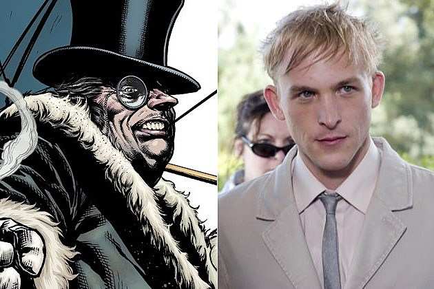 FOX Gotham Batman Penguin Alfred Robin Taylor Sean Pertwee