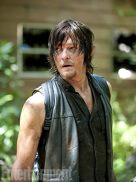 The Walking Dead Season 4 Photos After 2014 Daryl