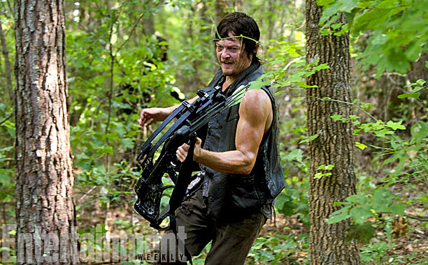 The Walking Dead Season 4 Inmates Preview Photos