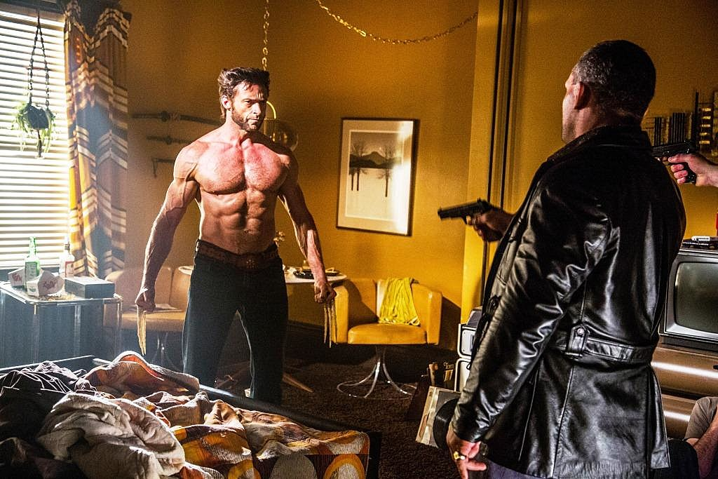 X-Men Days of Future Past Photo Wolverine