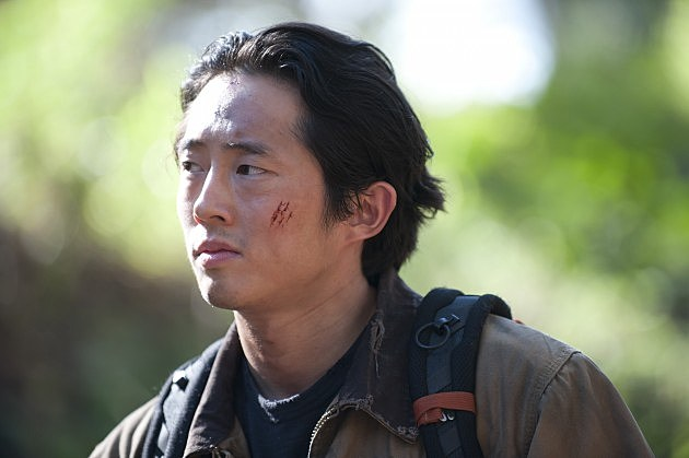 The Walking Dead Us Preview Photos Glenn